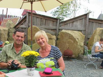Ihr Gastgeber Werner und Sieglinde Leipner