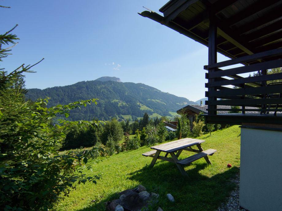Außenansicht Sommer II (Frühstücken mit Traum-Panorama)