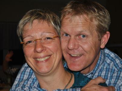 Ihr Gastgeber René & Ulrike Thesenvitz