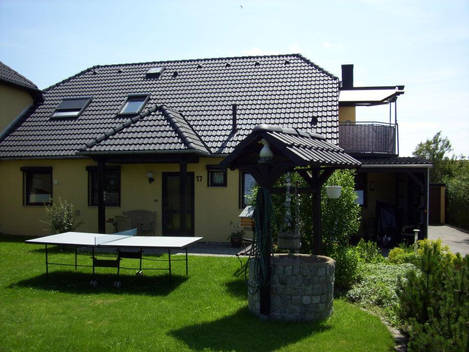 Außenaufnahme Völske apartments near Warnemünde / Elmenhors