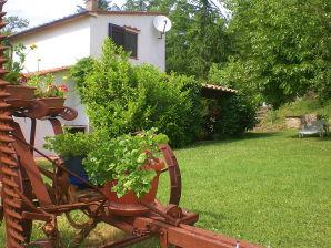 Ferienhaus Bauernhof in der Toskana