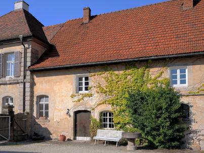 Gänsehüterhaus in Schlossanlage Birkenfeld
