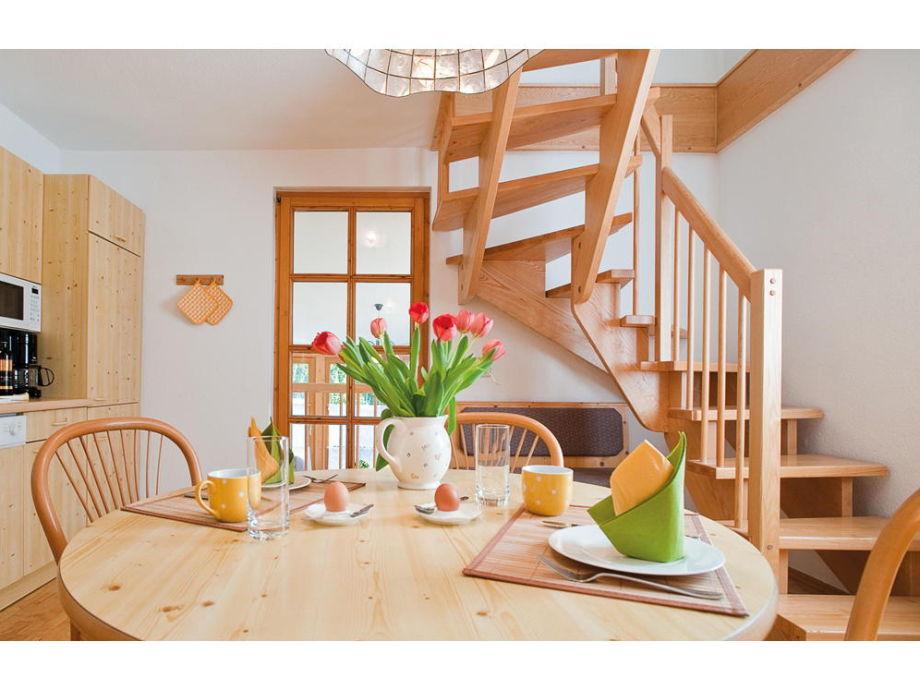 Wohnküche mit Flair