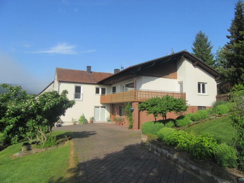 Ferienwohnung Öttersbach Die Kleine
