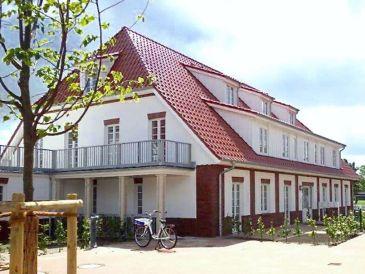 Ferienwohnung binnen un'buten Langeoog