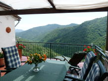 Ferienhaus Casa al Vento Ligurien