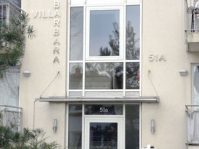 8 in der Villa Barbara