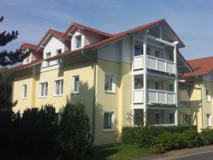Ferienwohnung 1 in der Villa Madeleine