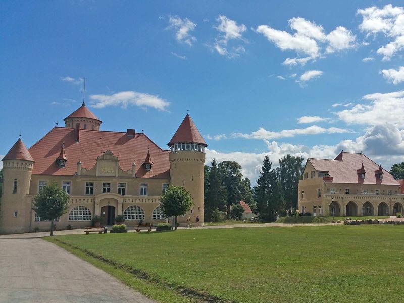 "Apartment Nr. 6 ""Oleander"" in der Remise Schloss Stolpe"