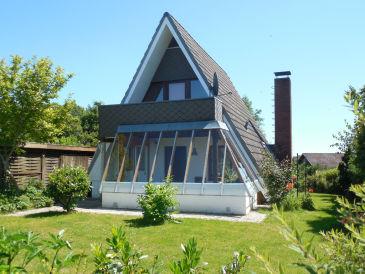 """Ferienhaus """"Seemöwe"""" am schönsten Ostseefjord Deutschlands"""