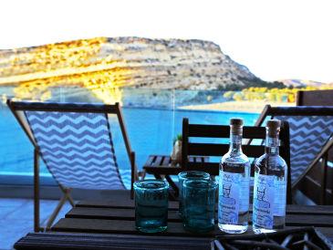 Ferienwohnung Matala Caves
