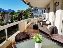 Ferienwohnung NEU! Ascona Toplage - 13 Sonnenstunden