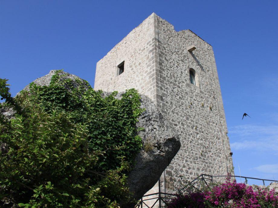 Außenaufnahme Torre di Castellonorato