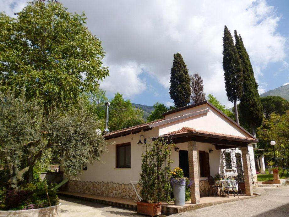 Außenaufnahme Casa Faggio