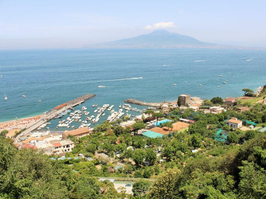 Ferienwohnung la terrazza sul mare kampanien costa de - Terrazzi sul mare ...