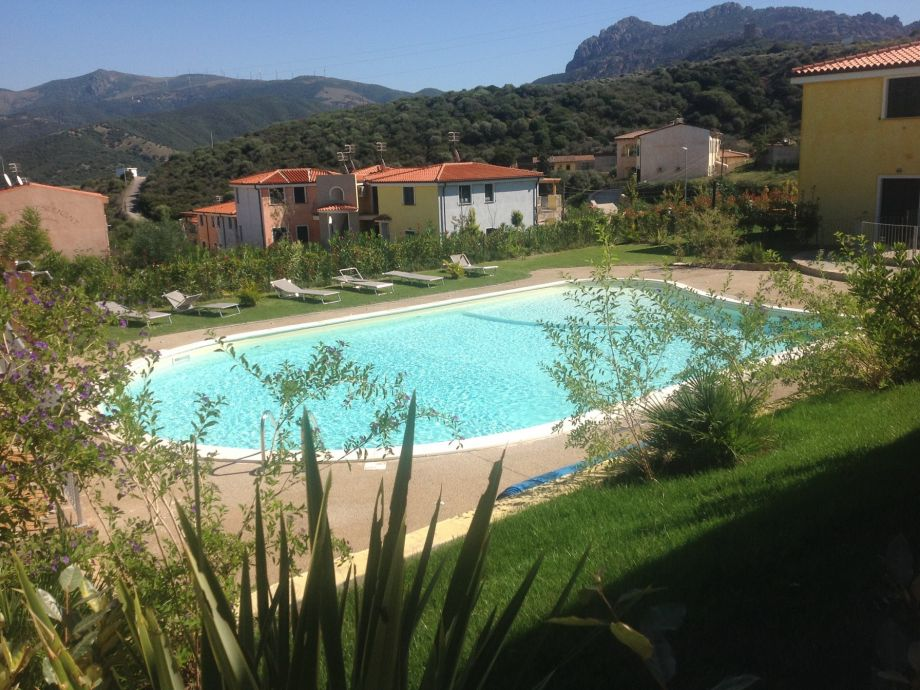 Außenaufnahme Residence Terme di Casteldoria - 7