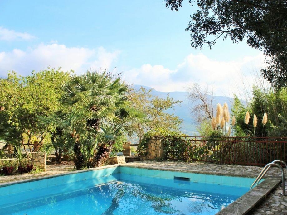 Außenaufnahme Villa Colle Mare