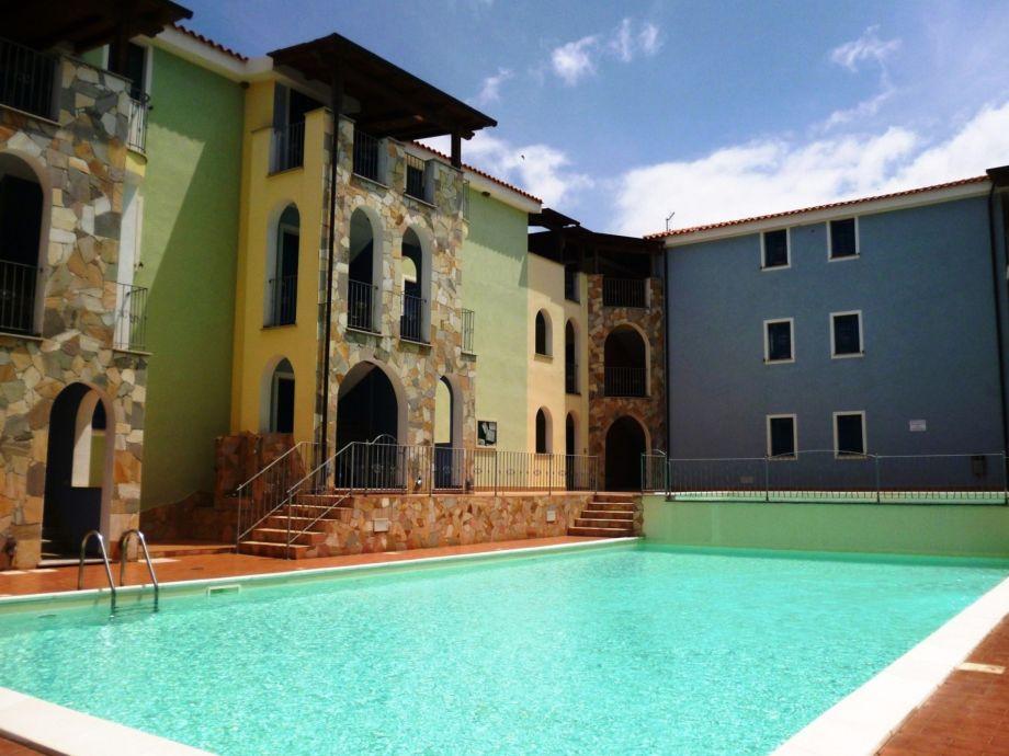 Außenaufnahme Residence Valledoria 2 - Appartamento 25