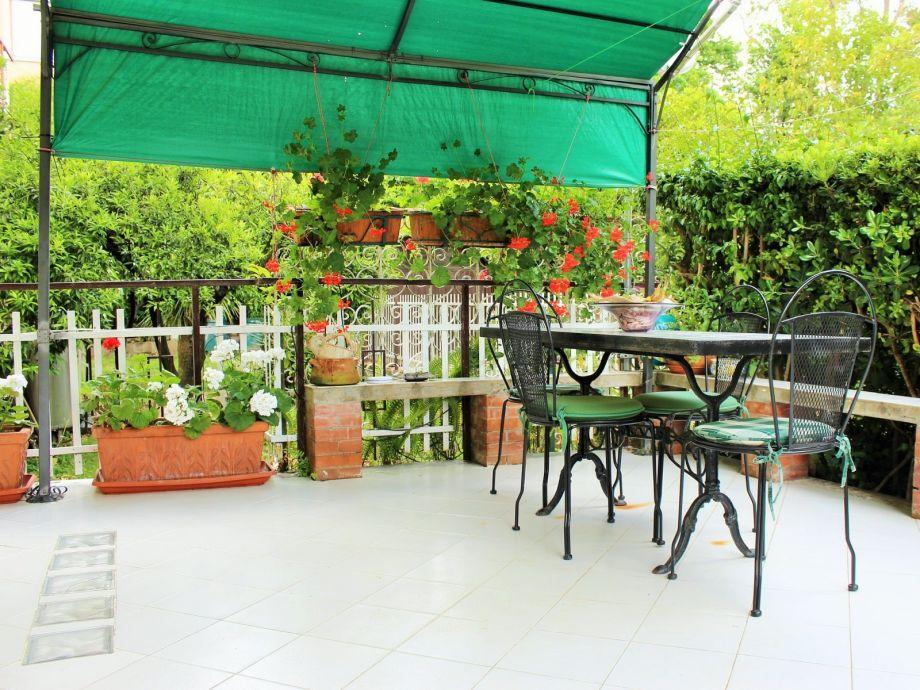 Außenaufnahme Appartamento Camporeale