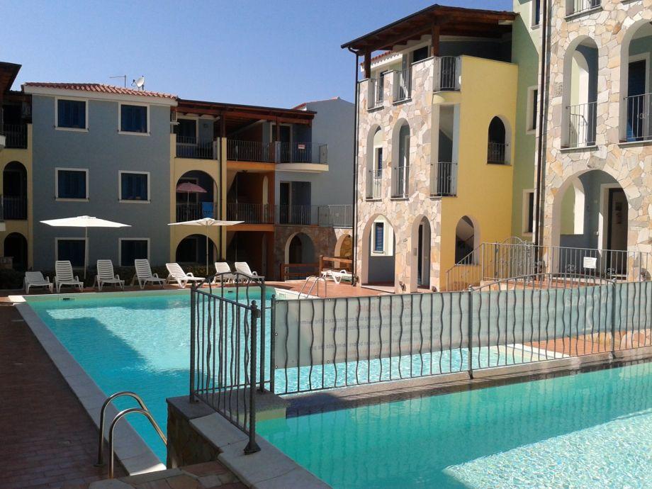 Außenaufnahme Residence Valledoria 2 - Appartamento 40