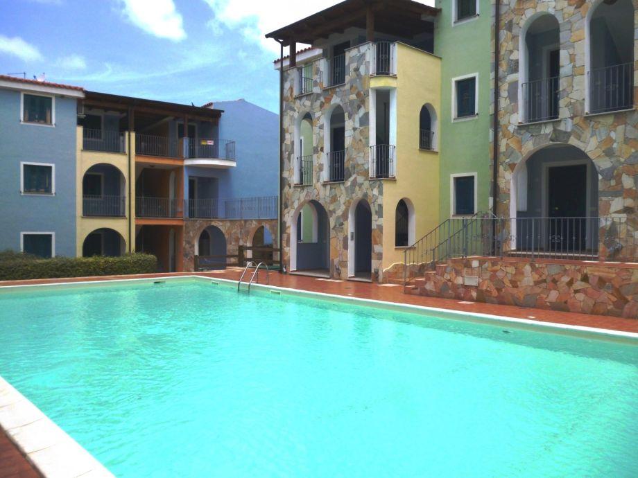 Außenaufnahme Residence Valledoria 2 - 44