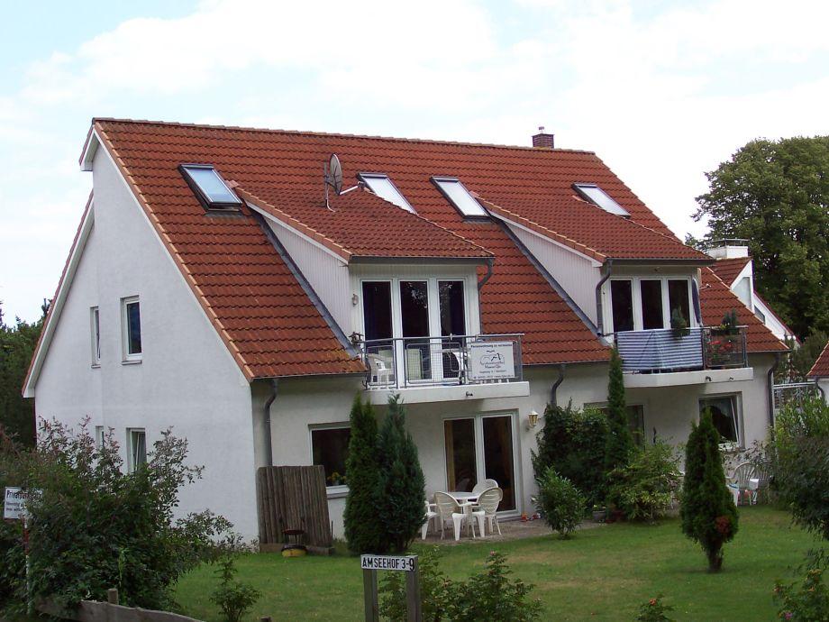 """Ferienwohnungen """"Am Seehof"""" in Sierksdorf"""