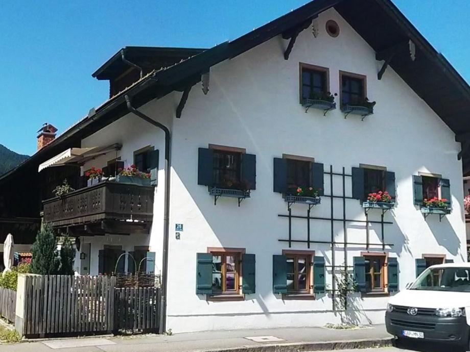 Ferienwohnung Dashuber-Panné - Ansicht Vorderhaus