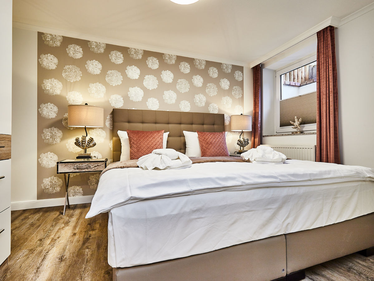 Stylische 2 zi ferienwohnung deich in strandnaher lage westerland firma mrm gmbh - Stylische schlafzimmer ...