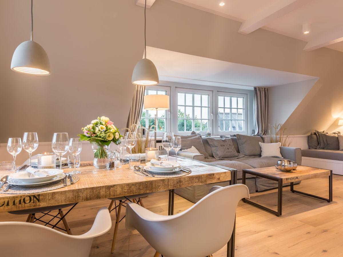 ferienwohnung luxus suite beach style unter reet keitum firma mrm gmbh ferienwohnungen sylt. Black Bedroom Furniture Sets. Home Design Ideas