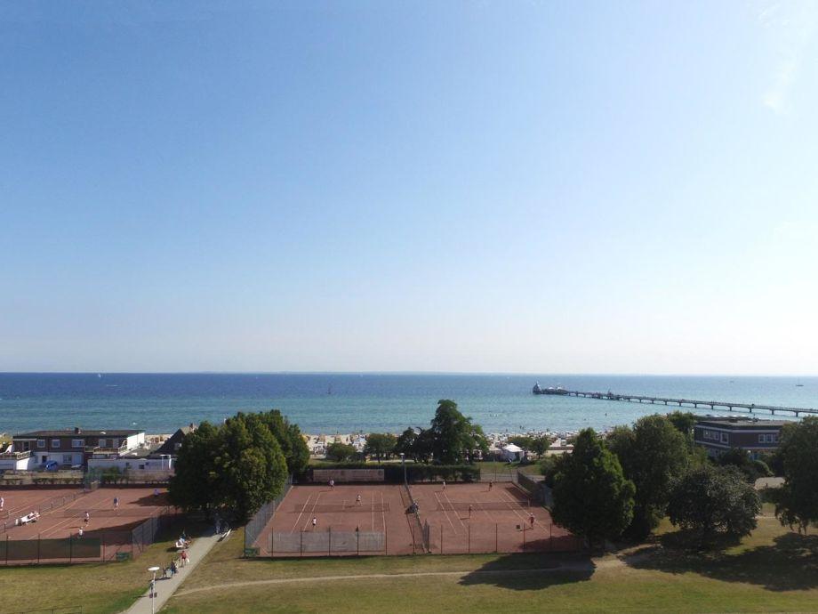 Außenaufnahme Beach'n'Sea Wohnung 1