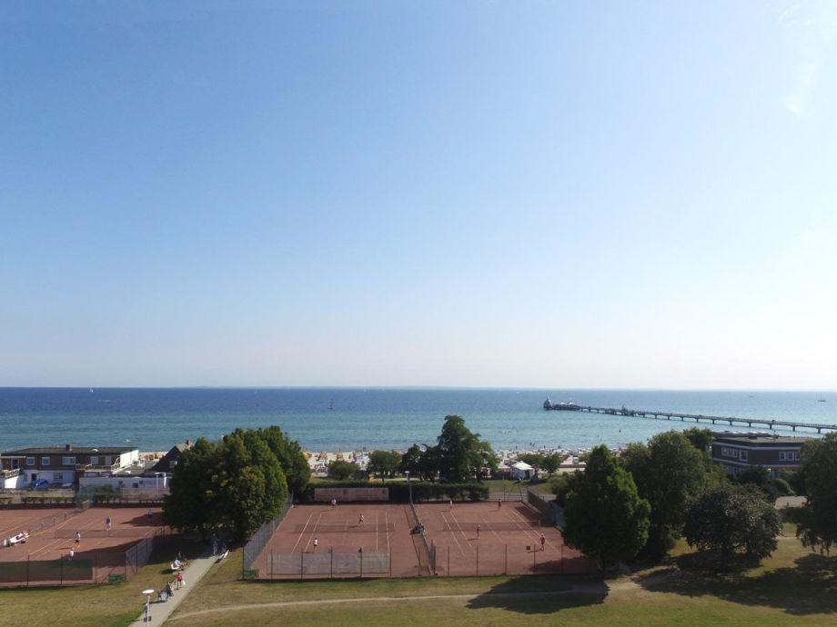 Außenaufnahme Beach'n'Sea Wohnung 2