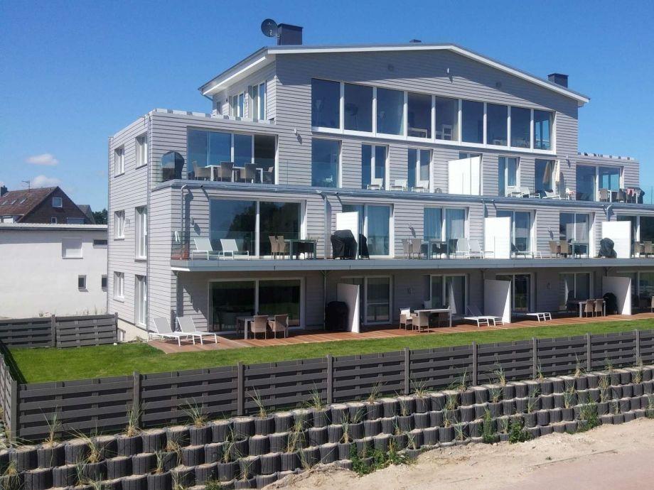 Außenaufnahme Beach'n'Sea Wohnung 6