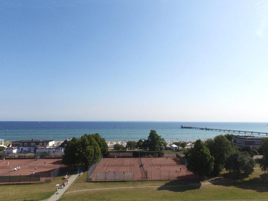 Außenaufnahme Beach'n'Sea Wohnung 9