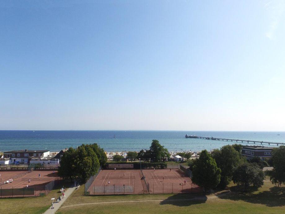 Außenaufnahme Beach'n'Sea Wohnung 10