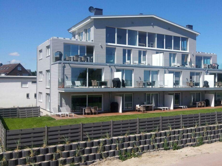 Ausstattung Beach'n'Sea Wohnung 10