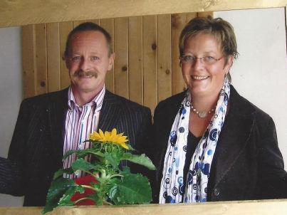 Ihr Gastgeber Bernd + Telse Peters
