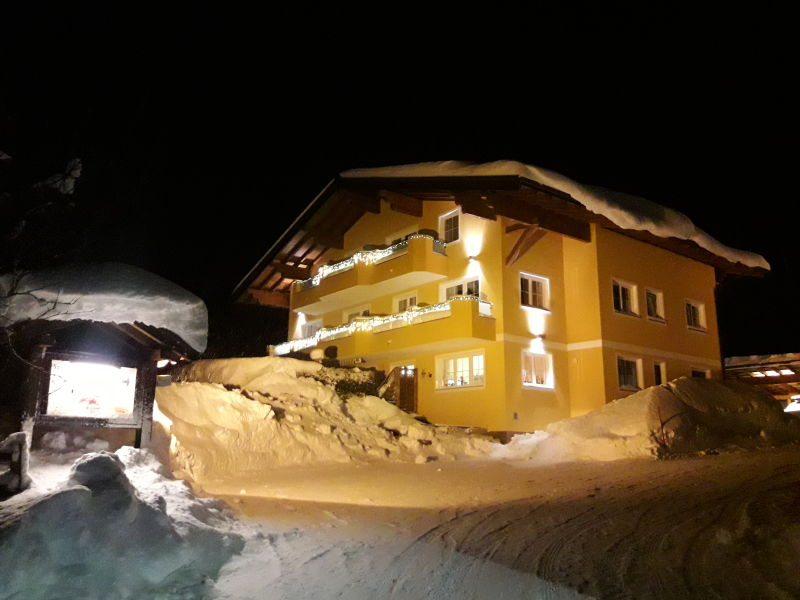 Apartment Appartement Alpenstern