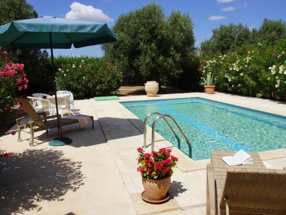 Der uneinsehbarer private Pool