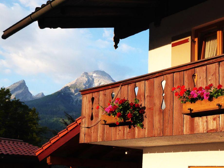 Außenaufnahme Berghof Punzenlehen