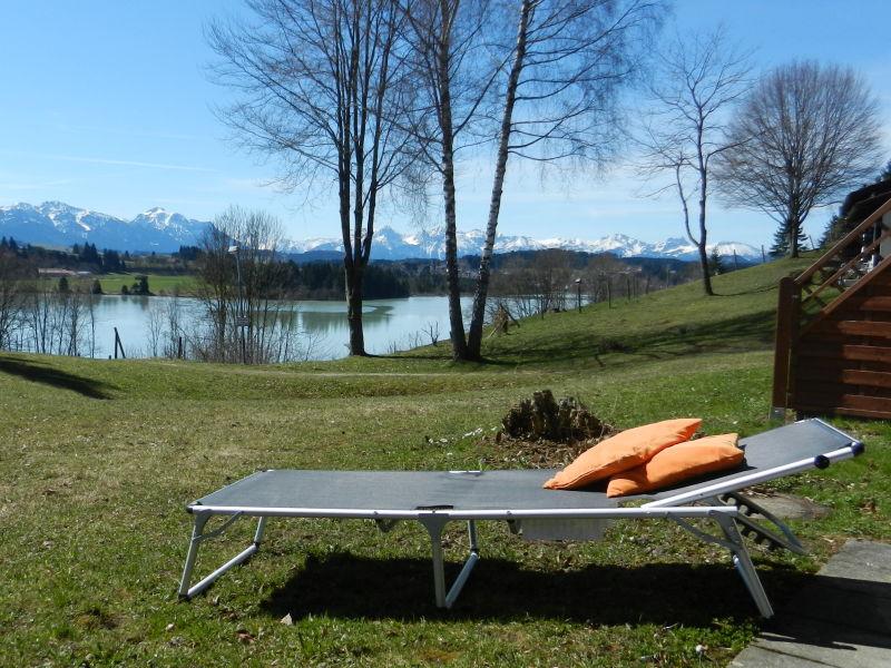 Ferienhaus 144 – See- und Bergblick