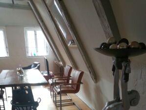 Ferienwohnung Atelier im Altstadthaus