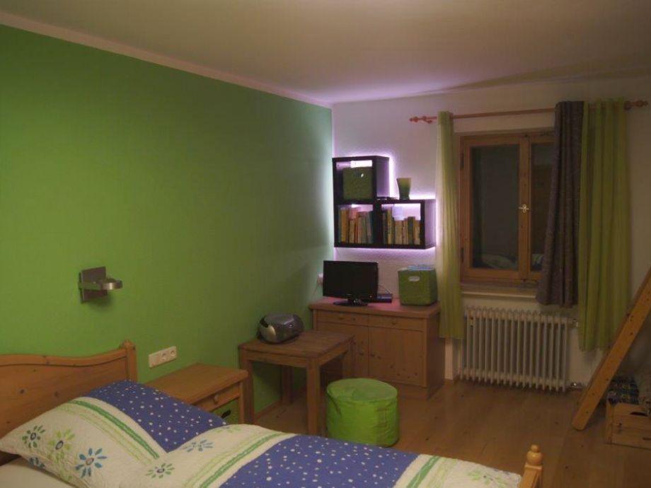 Ihr Familienzimmer ! Viel Platz, pfiffig und gemütlich