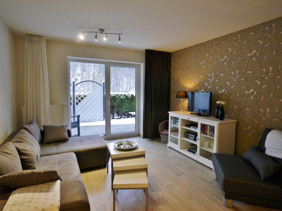 Wohnzimmer mit chic