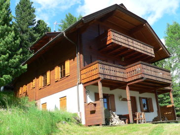 Dos gmiadliche Chalet Sonnenalm-Panoramablick