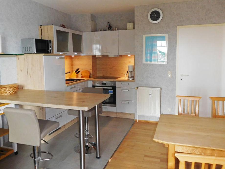 Ferienwohnung nr 7 parkresidenz concordia ostsee rugen for Küchenzeile komplett