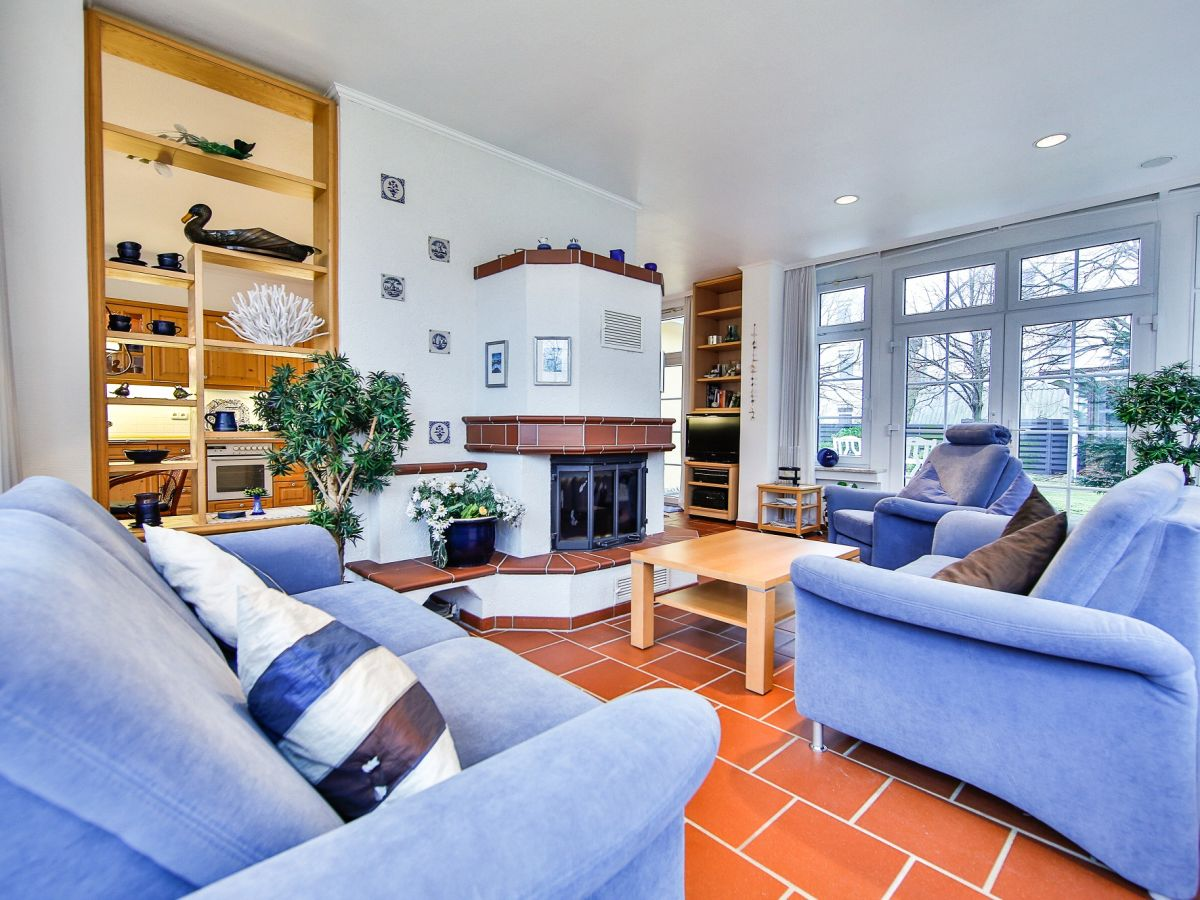 Ferienwohnung Haus Leuchtturmkieker - Jantje, Nordseeheilbad Borkum - Frau Ilse-Marie Busemann