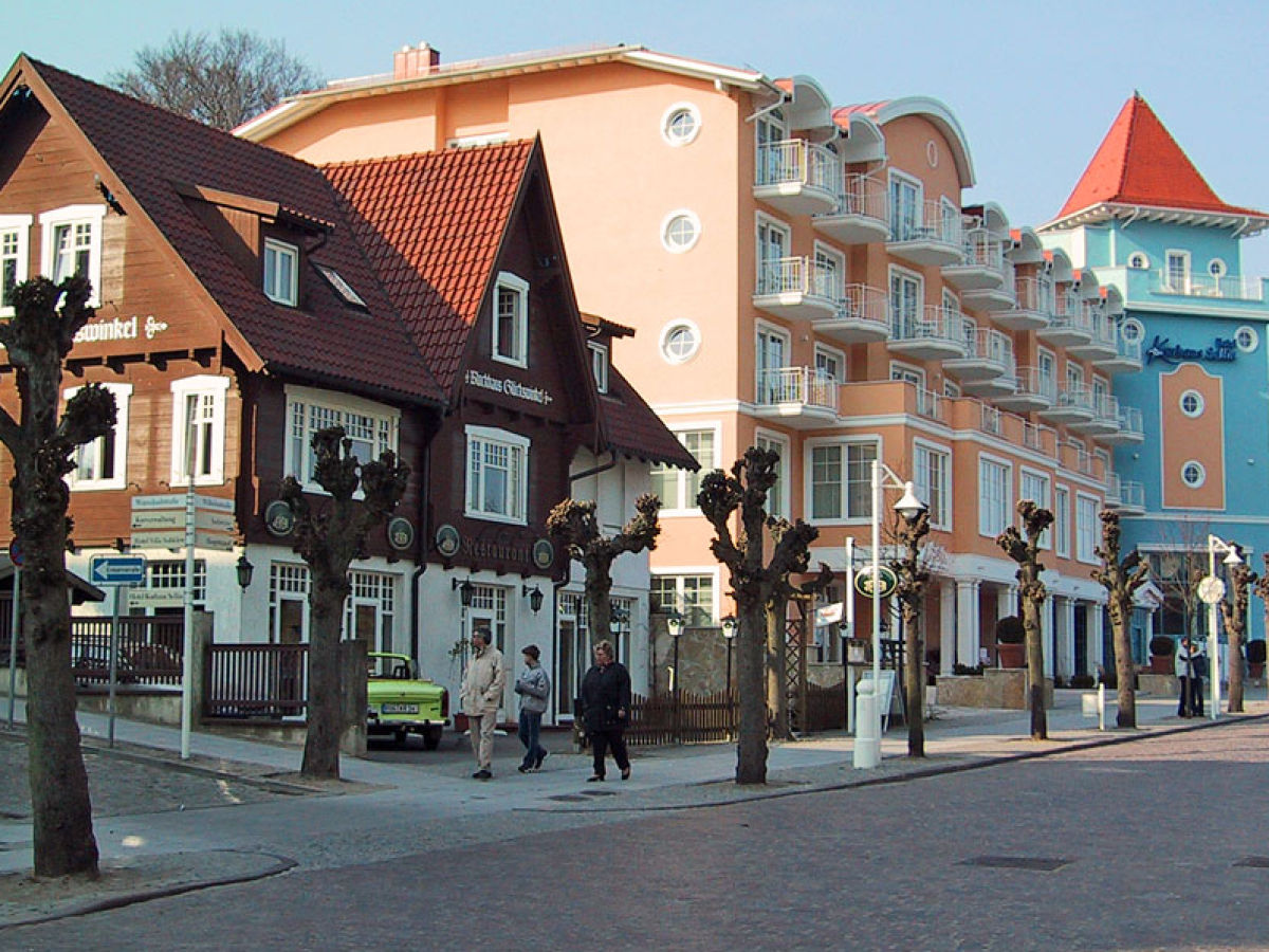 Ferienwohnung nr 15 parkresidenz concordia r gen sellin for Wilhelmstrasse sellin