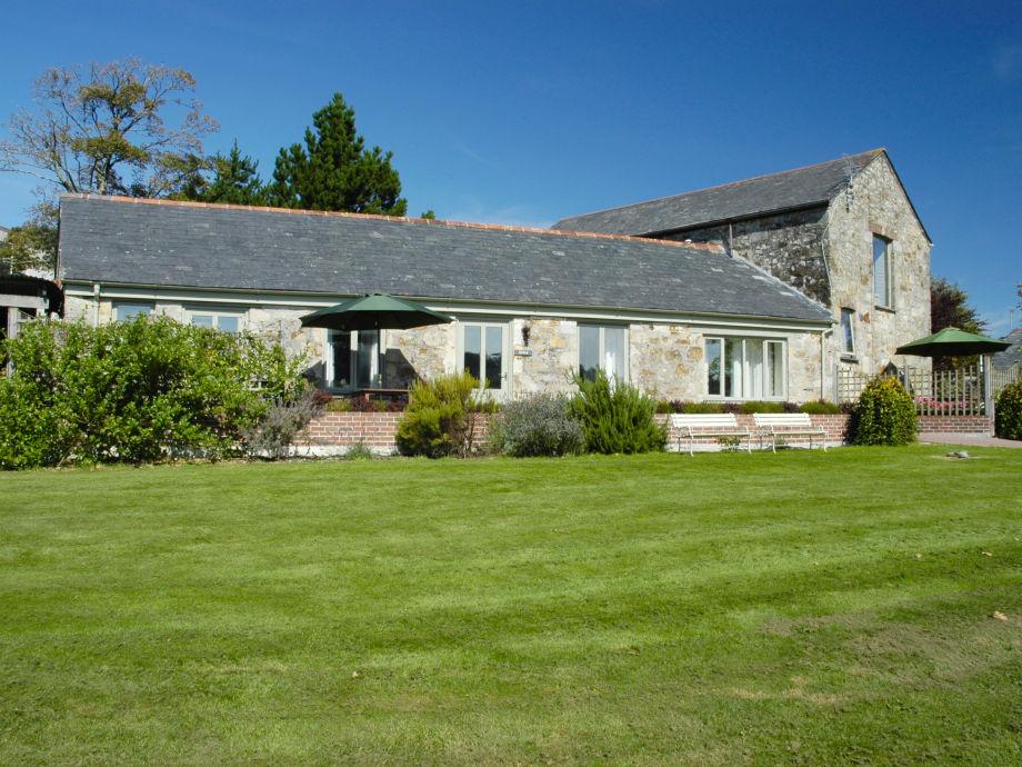 Außenaufnahme Poltarrow Farm Cottages