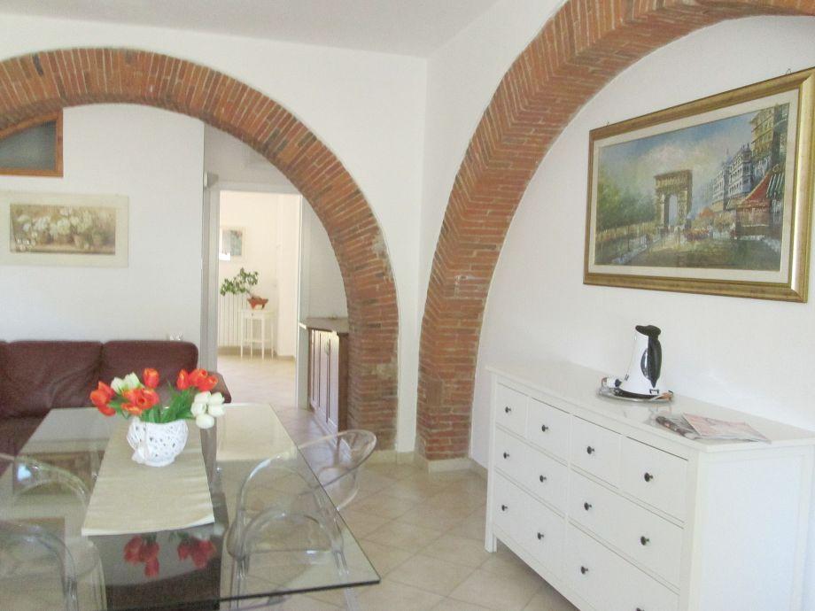 Ausstattung Borgo