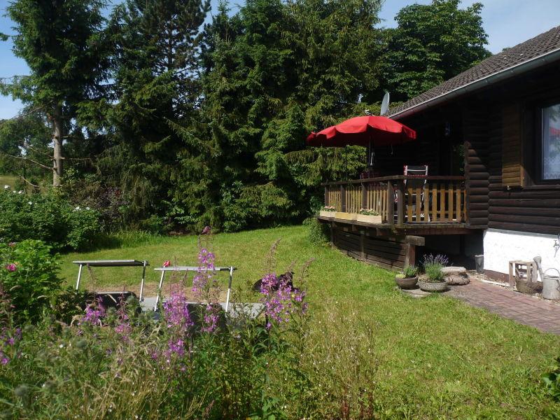 Ferienhaus Blockhaus Eifelliebe